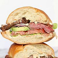 American Steak Sandwich
