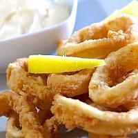 Crispy Squid/ хрустящие кольца кальмара