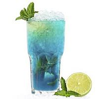 Blue Curacao Soda