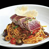 Spaghetti Yellow Fin Tuna