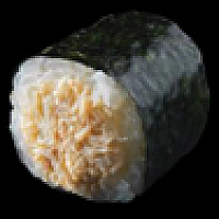 Maki minced cooked tuna