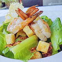 Caesar Salad Prawn/Chicken/Duck or Tuna