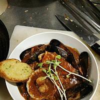Caciucco seafood Soup