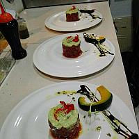 Avocado Tuna Tartare