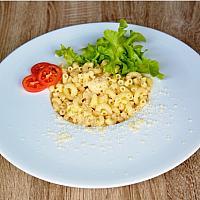 Macaroni and cheese / Макароны с сыром