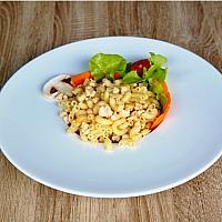 Macaroni with minced meat / Макароны по-флотски