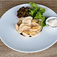 Vareniki with cabbage / Вареники с капустой