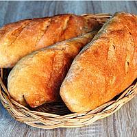 Bread slice / Хлеб