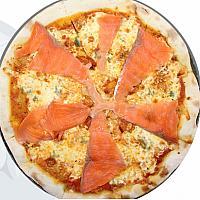 Gorgonzola-Salmon