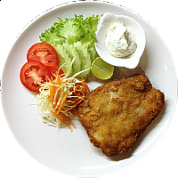 FRIED FISH PANGASIUS