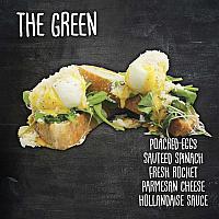 Eggs Benedict - The Green