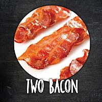 Two Smoked Streaky Bacon