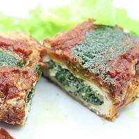 Spinach Cordon Bleue