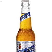 San Mig light beer