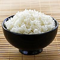 Streamed rice (ข้าวสวย)