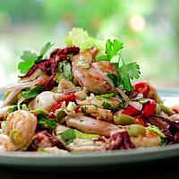 Fisherman Dream Seafood Salad