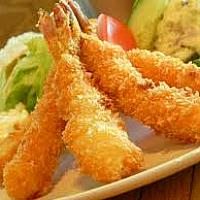 Deep Fried King Prawn