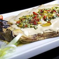 Roasted Baladi Eggplant