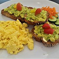 Avacado breakfast
