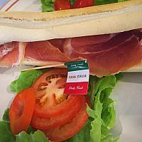 Parma Ham Panino
