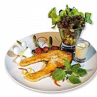 Salmon Steak 200g