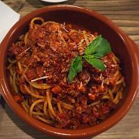 Spaghetti Ragu'