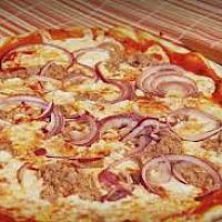 Pizza Tonno Cipolla