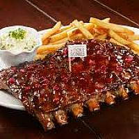 BBQ Rack of Ribs