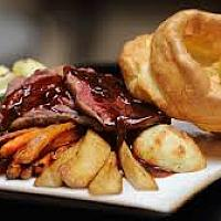 Sunday Roast ( SUNDAYS AFTER 1:30PM ONLY )