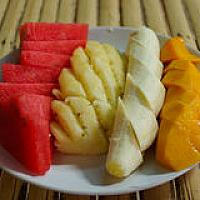 Fruit plate