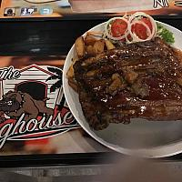 BBQ Pork Spare Ribs - Full Rack