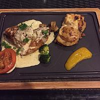 Chicken Mozzarella
