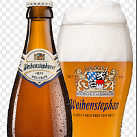 Weihenstephan white beer