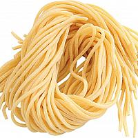 Spaghetti chitarra ragú di salsiccia