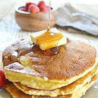 Stacked Pancakes