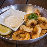 Salt & Pepper Calamari