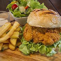 Chicken Licken Burger