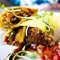Classic Burrito (Chicken)