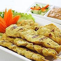 Chicken Satay (5 PCS)