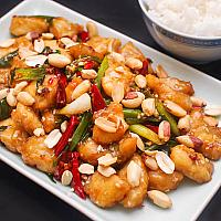 Sweet and Sour (Chicken or Pork)