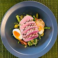 Char-grilled Tuna Loin