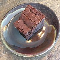 Homemade Chocolate Fudge Brownie