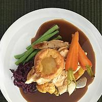 Roast Chicken (**SUNDAY ONLY**)