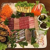 Sashimi Sakura set