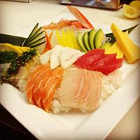Sashimi Take set