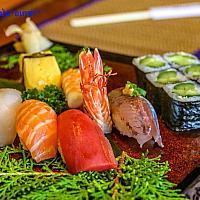 Sushi set Take