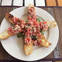 Bruschetta originale