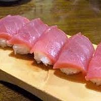 Sushi set Tuna