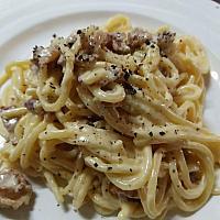 Spaghetto carbonara