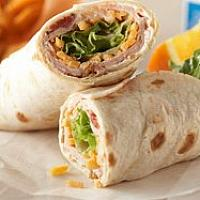 Tortilla wrap Duck